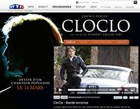 Site évènementiel dédié Cinéma