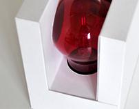 kit de lâmpadas [embalagem]
