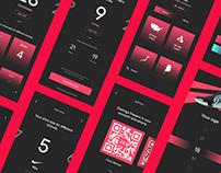 Shoe Size Scanner App | UI/UX Project