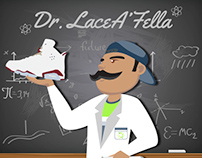 Sneaker Chemists Promotional Poster