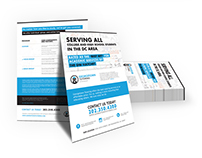 Georgetown Tutoring Flyer Design