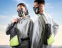 Airssist 微型供氧時尚裝置