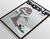 Shoes-Up magazine cover contest