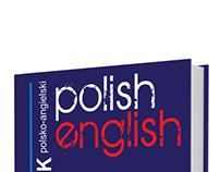 Projekt okładki słownika