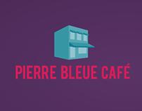 Pierre Bleue Cafe
