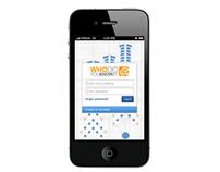 Art direction for mobile app