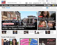 TF1News Refonte