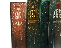 YENİ RAKI - New Year Collection
