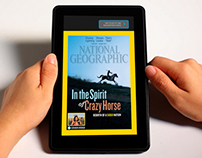 National Geographic Kindle Fire