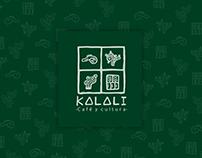 Kalali Café y Cultura - Logo