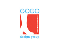 GoGo Design Group Identity Design