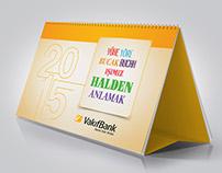 VakıfBank - New Year Calendar