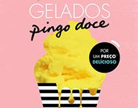 GELADOS . Pingo Doce