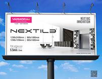 Nextile By Varmora Hording Design
