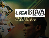 Real Madrid 2012-2013 Biography || La liga 1""