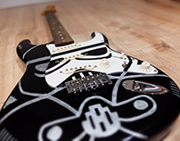 Stormtrooper guitar