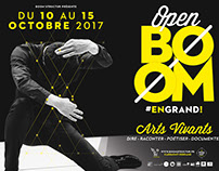 Open Boom #engrand!
