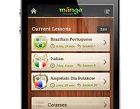 Mango - Consumer iPhone App