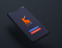 UX/UI Doggy love mobile app