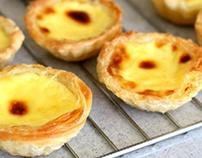 cách làm bánh Tart Trứng– HongKong EGG TART