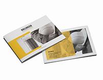 Bulldozer - A5 Construction Brochure Template