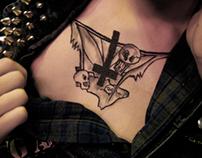 Side Door - tattoos