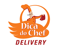 Logotipo - Dica do Chefe Delivery