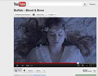 Wes Carr - Buffalo - BLOOD & BONE - music video