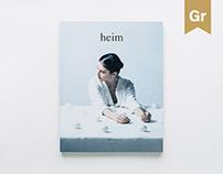 Heim magazine, n.1