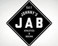 JOHNNY'S ATHLETICS & BOXING | CORPORATE IDENTITY