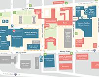 Boston Medical Center Campus Map Redesign