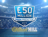 WILLIAM HILL £50 MILLION PREM PREDICTOR