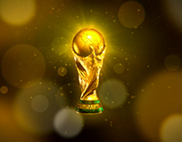FIFA WORLD CUP 2006: ON SCREEN DESIGN PACKAGE