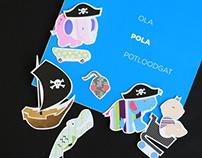 Ola Pola Potloodgat