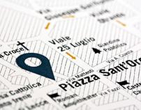 Lecce Map & Blueprints