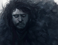 Jon Snow - Game of Thrones