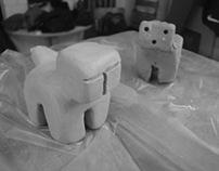 Sculpting - random things