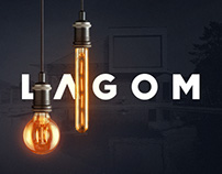 LAGOM. Ideal Scandinavian Houses