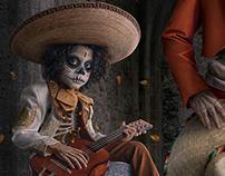 Dia De Los Muertos part 3