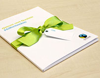 Fairtrade Mailing FAIRschenken