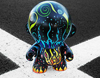 Munny Design (The Cold Fire)