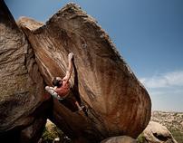 Hampi Bouldering