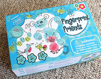 Fingerprint Friends packaging