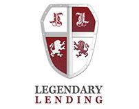 Legendary Lending Logo