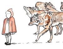 The Big Bad coyotes