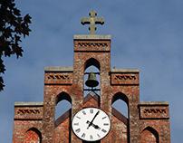 Pellworm - Neue Kirche