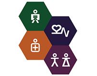 Children's Hospital Signage System