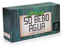 Kit Pinga Só Bebo Água