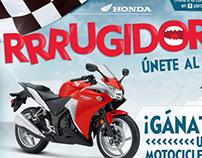 Rugidores Honda / 2012