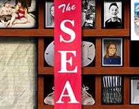The Sea Book Cover Design